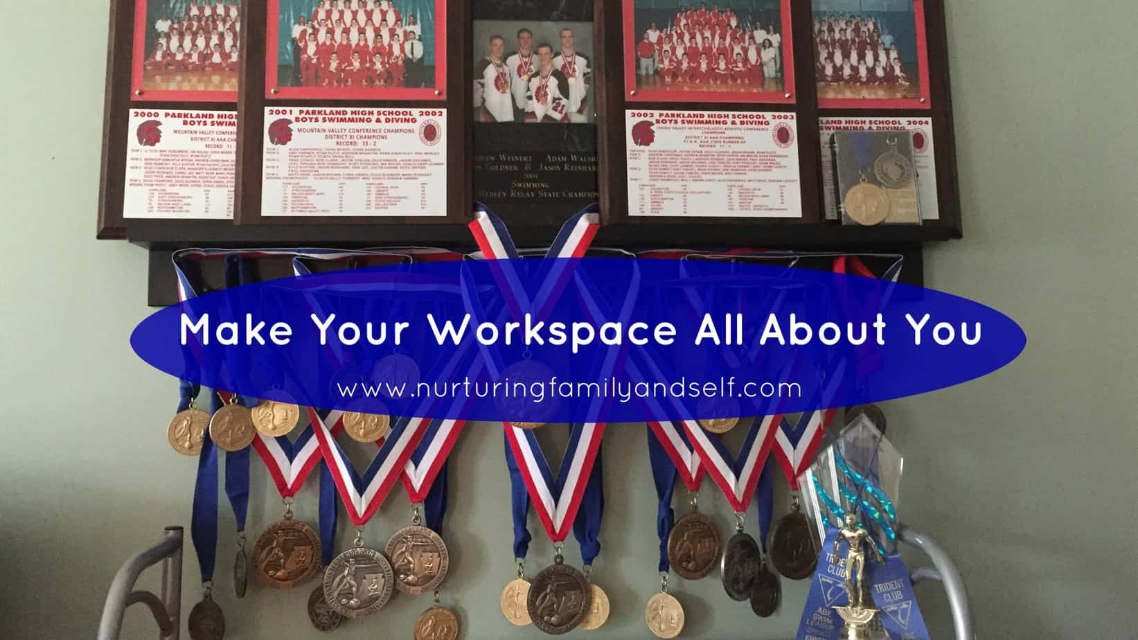 Make Your Workspace All About You Featured Image