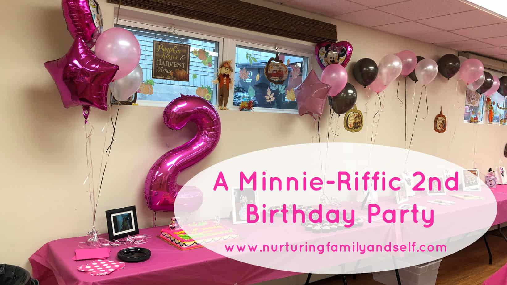 Cute Minnie Mouse Birthday Party Ideas For A 2 Year Old Bottles Banter